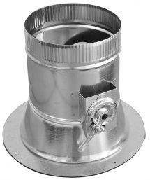A4 - ECCO-Seal - Conical with Standoff Damper