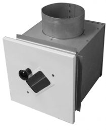 A4 - Lint Traps – 180° with Flange