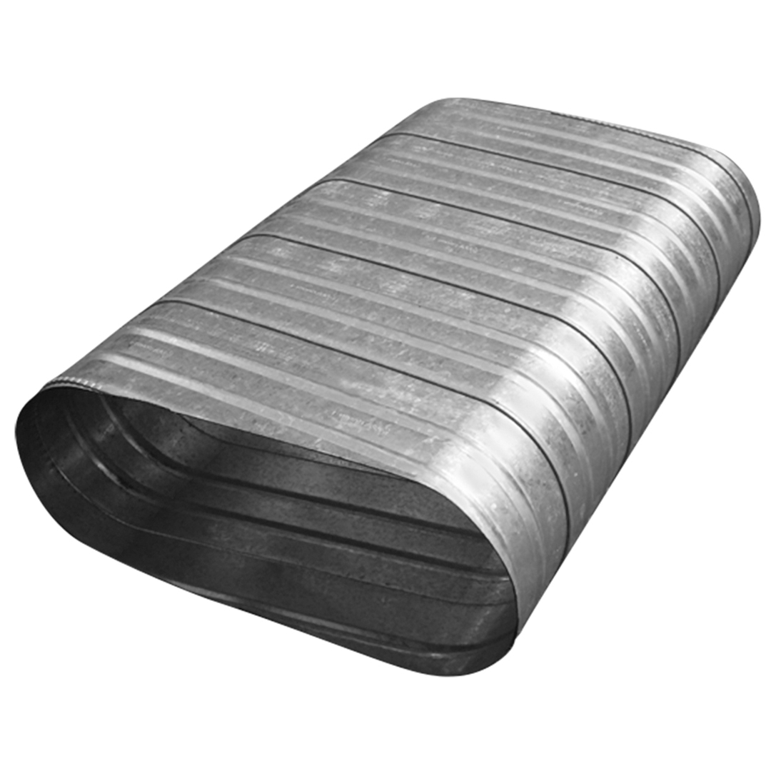 Flat Oval Duct And Fittings Image
