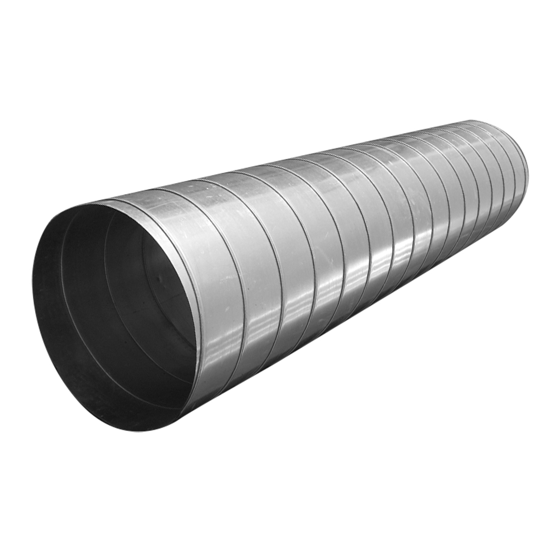 Spiral Pipe And Fittings Image