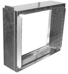 """Filter Frames - 4-1/4"""" wide with 3-1/2"""" door"""