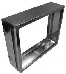 "Filter Frames - 7"" wide with clip on door"