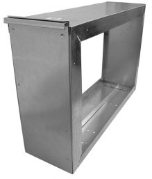 Dedicated EAC Filter Frames - Honeywell